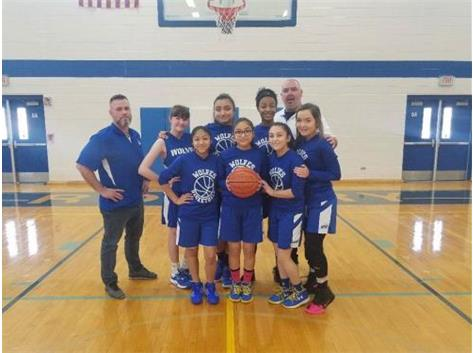 Rosary hosted our annual seventh grade basketball tournament January 17-19.