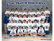 2014-15 Varsity Boys Lacrosse