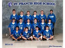 2014-15 JV Boys Lacrosse