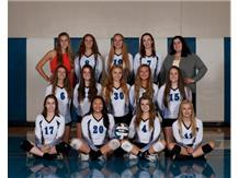 2015-16 Sophomore Volleyball