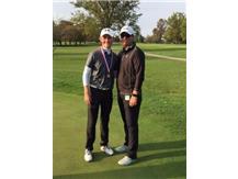 Congratulations Luke Armbrust! IHSA 2A State Champion!