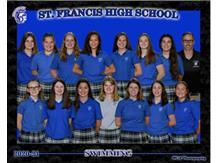 2020 Varsity Swimming