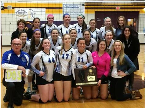 3A Super-Sectional Champs! Congratulations!