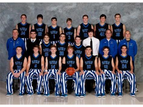 2014-15 Varsity Basketball