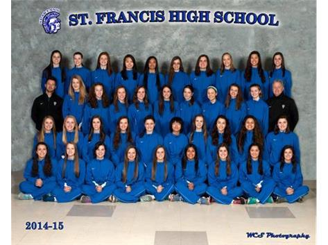 2014-15 Varsity Girls Track