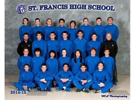 2014-15 Varsity Boys Track