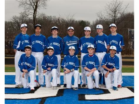 2014-15 Freshman Baseball