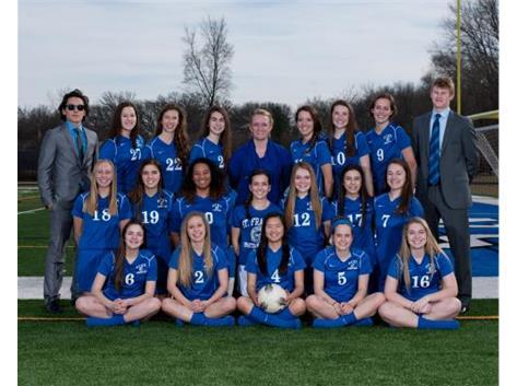 2014-15 JV Girls Soccer