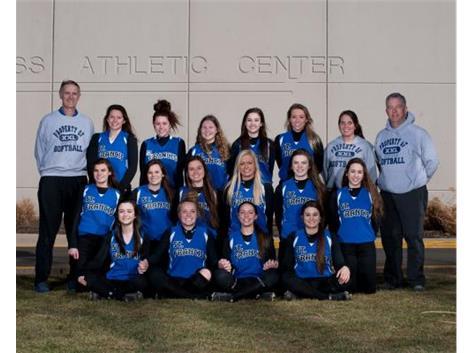 2014-15 Varsity Softball