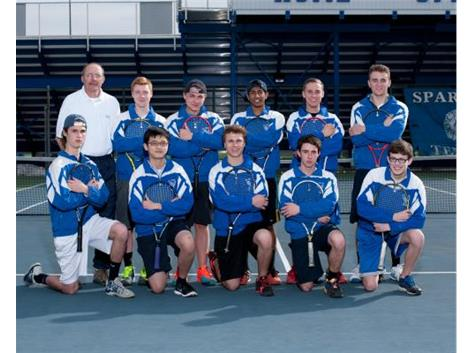2014-15 Varsity Tennis