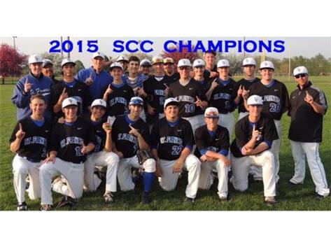 SCC Conference Champs! - Congratulations