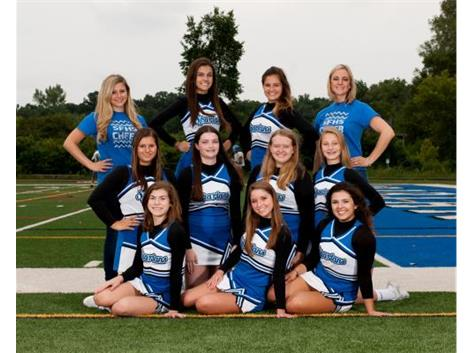 2015-16 JV Cheerleading