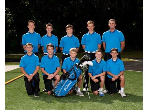 2015-16 Sophomore Golf