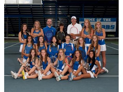 2015-16 Varsity Tennis