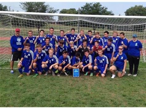 Varsity Soccer - John Hillner Classic Champions! Congratulations!