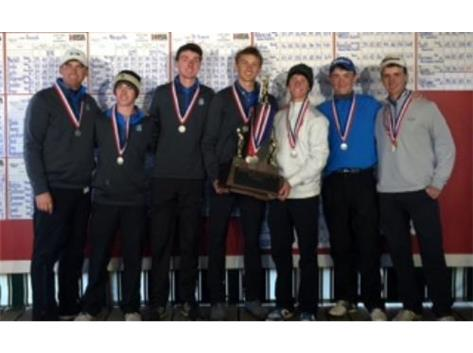 Congratulations to the Boys Golf Team, 2015 IHSA State Runner up!