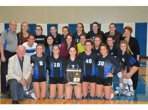 IHSA 4A Regional Volleyball Champions! Congratulations!