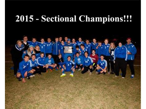 IHSA 2A Sectional Champions! Congratulations