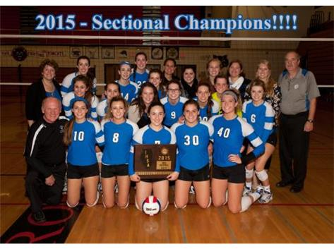 IHSA 4A Sectional Champions! Congratulations!!!