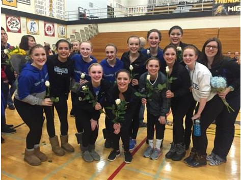 Congratulations to our Dance Team!