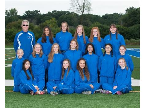 2016-17 Varsity Cross Country