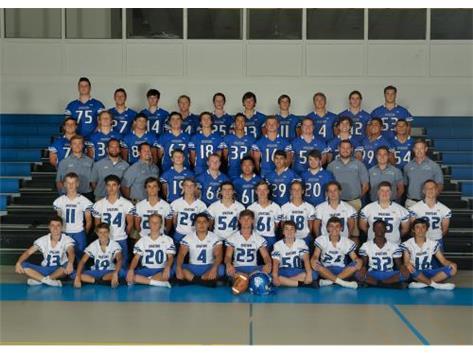 2016-17 Varsity Football