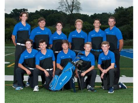 2016-17 Varsity Golf