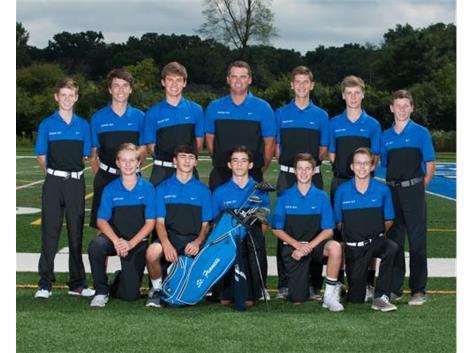 2016-17 Sophomore Golf