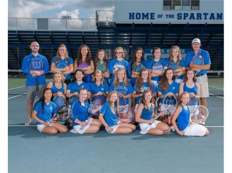 2016-17 Sophomore Tennis