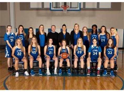 2016-17 Varsity Basketball