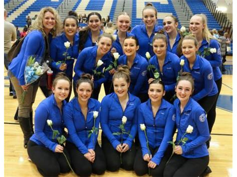IHSA Dance Sectionals 3rd Place - Good Luck at State!