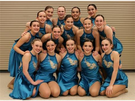 IHSA Dance Sectionals - 3rd Place