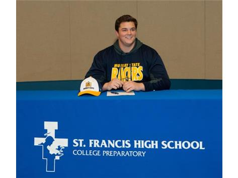 National Signing Day - Shane Walker - Murray State