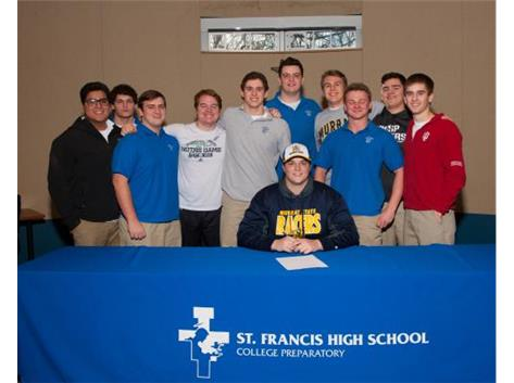 National Signing Day - Shane Walker - Congratulations!