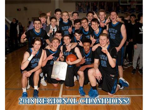 IHSA 3A Regional Champions!