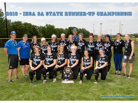 IHSA 3A State Runner Up