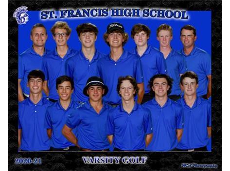 2020 Varsity Golf