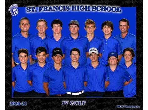 2020 Sophomore Golf