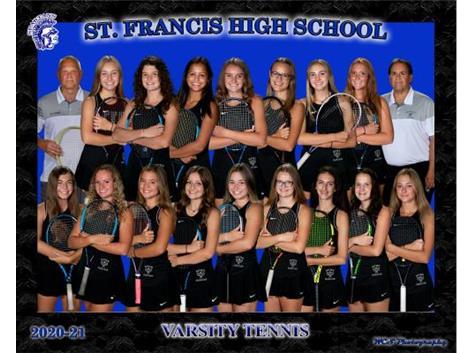 2020 Varsity Tennis