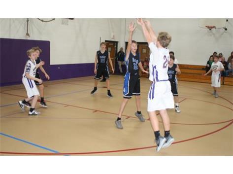 2018-2019 Eighth Grade Boys Basketball