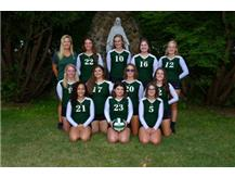 2018 SOPHOMORE VOLLEYBALL TEAM