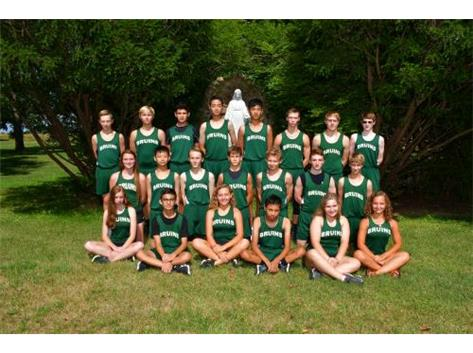 2018 CROSS COUNTRY FAMILY