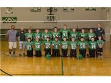 Benton Scales Mound JH Football Team