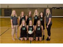 JH 8th Grade Volleyball Team