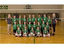 JH 7th Grade Volleyball Team