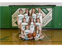 JH Girls Basketball