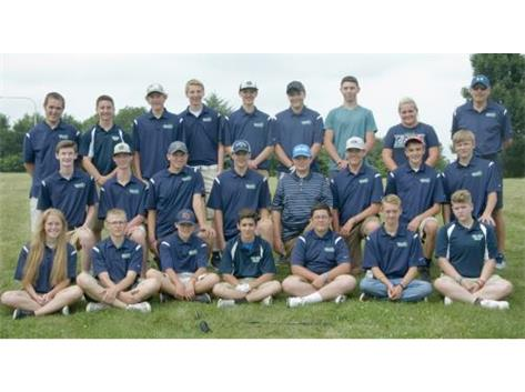 RRSM Golf Team