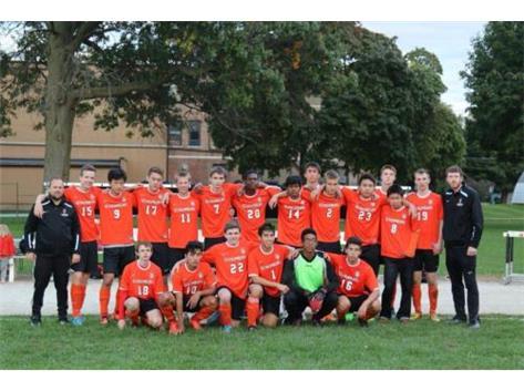 Varsity Boys Soccer 2015