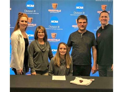 Congrats to 2017 alumna Jordan Lempa on signing to play volleyball at NCAA D3 Greenville University! #RepSCS
