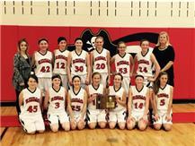 8th Grade IESA Regional Champs!